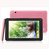 Cheap Quad Core Tablet PC 7 Inch Q88 A33 1. 2GHz Android 4. 4 ...