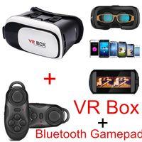 MATE VR BOX VR02 3D VR Box Glasses Upgraded Version Virtual ...