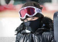 2016 New Thermal Neck warmers Fleece Balaclavas CS Hat Headg...