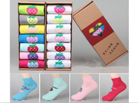 2014 newest Factory sale weekly socks. 7 days Cotton socks, ...