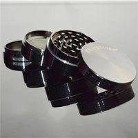 Sharp Stone Herb Metal Grinder SharpStone 4 Parts Hard Top T...