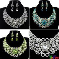 Grace Karin Fashion Bridesmaid Swarovski Colorful Crystal Rh...