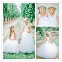 2014 Latest Collection Bespoke Couture Flower Girl Dresses S...