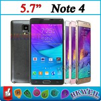 Original Size 1: 1 Note 4 N9100 Android4. 4 Cellphones 1G RAM ...