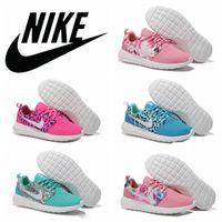 Nike Rosherun Roshe Run Floral Flower Women Running Shoes,Nike Rosherun London Olympic Womens Sneaker Lightweight Roshes Athletic Woman Shoe