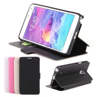 Ship from USA! For Samsung Galaxy Note 4 LUXURY Stand- in Wal...