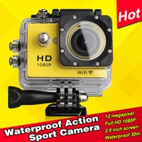New Go pro SJ6000 Style WIFI Action Camera W9 12MP CMOS Full...