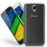 """US Stock! 2014 iRulu Smartphone U1S 5. 0"""" QHD IPS Android..."""