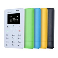 "Original iNew Mini 1 Mini Card Phone 0. 96"" MTK6261D 32M..."
