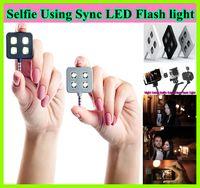 For iphone 6 L001 IBLAZR Enhancing Selfie Using Sync LED Fla...