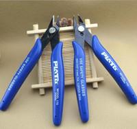Plato 170 Flush Wire Cutter Cutter Nipper Mini pince de serrage de coupe Cisailles outil pour RDA mèche de la bobine de chauffage DIY rebuildable atomiseur DHL