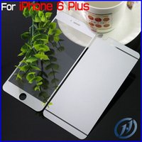 For 4. 7 Inch iphone 6 iphone6 Colorful Tempered Glass Screen...