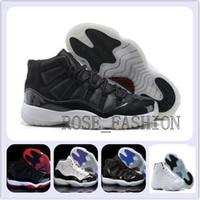 Wholesale Retro (11)XI 72- 10 Basketball Shoes Athletics Boot...