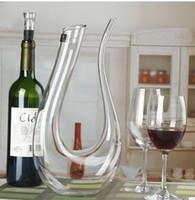 U crystal decanter decanter wine decanter decanter Wine Harp...