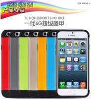 DHL free ship Iphone6 plus phone case, iphone6 PC plastic ip...