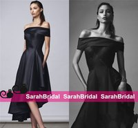 Black Tie Evening Cocktail Dresses for Women Girls Semi Form...