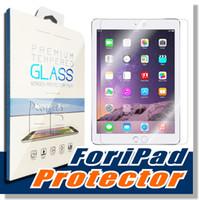 Pour iPad mini 4 iPad Mini 2/3 iPad Air trempé en verre Screen Protecter Screen Guard pour Ipad Air 2/3/4 avec 9h Dureté Ultra-mince 0.4mm
