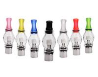 Pyrex Glass Globe Vaporisateur M6 atomiseur Cire herbe sèche 3ml du réservoir 510 fil cigarettes électroniques e Cigs