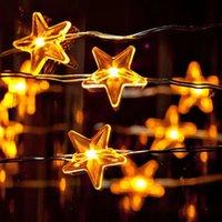 3M 30led звезд Водонепроницаемые строки свет Батарея энергии пузырь шар лампы Рождество Свадьба Праздник Новогоднее украшение фары