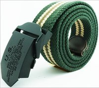 A09 Brand New Canvas Belt for Man Military U. S Utility Belts...