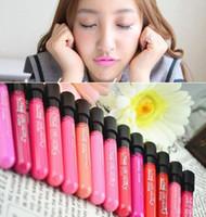 36 Colors M. N Lip gloss Waterproof Elegant Daily Color Lipst...
