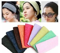 Brand New and High Quality Women Cotton Headbands hair bands...