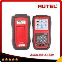 2015 Top selling Original Autel AutoLink AL539 OBDII CAN SCA...