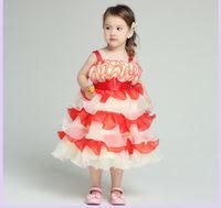 Christmas Party Dress Flower Girl Dresses New Year Children ...