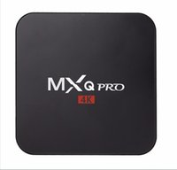MXQ PRO Quad Core TV BOX Amlogic S905 Android 5. 1 1GB+ 8GB HD...