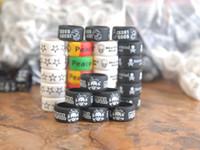 bande de caoutchouc silicone Vape couleurs différentes pour la protection e de CIGS pour la batterie Evod Vision 3 mécanique mod rapide Vendeur