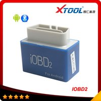 DHL free shipping original code scanner cheap xtool iobd2 An...