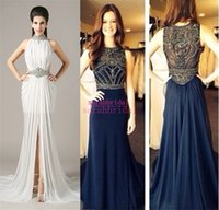2015 Designer Long Prom Dresses For Homecoming Summer Occasi...