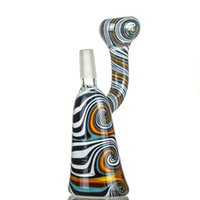 10pcs Top Quality Glass Bong Heady Pipes With 10mm Tobacco B...