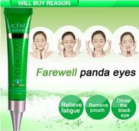 Crema del ojo de la planta de Lgvcc 15g pequeña para anti hinchazón con anti -aging para hidratar su envío DHL libre del ojo 4001