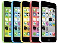Восстановленное Apple, iPhone 5C сотовый телефон 8GB 16GB 32GB двухъядерный WCDMA + WiFi + GPS 8MP камера 4.0