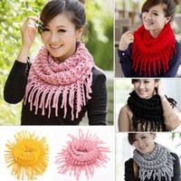 2015 New Style Fashion Women' s Winter Warm Knitting Sca...