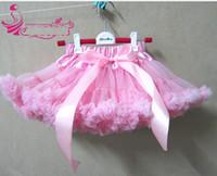 baby girl kids Cute Angel brand tag princess pettiskirt tutu...