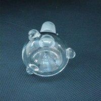 Les boules de verre en gros bon marché avec les perles de verre employées à 14.5mm 18.8mm coulent la taille commune la livraison libre