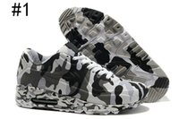 New Max 90 VT Running Shoes For Men & Women Camouflage max 9...
