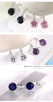 Hot Selling High Quality White Gold Plated Round Stone 2. 75 ...