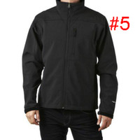 2014 New Men' s Fleece Apex Bionic Fleece SoftShell Wind...