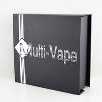 4 In 1 Electronic cigarette Evod Batery with 4 Atomizers for...