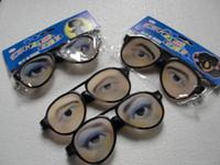 Hot Sales Fashion Funny glasses eyewear Halloween funny part...