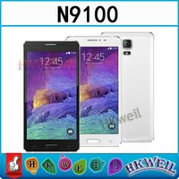 Newest N9100 Cell Phone With 5. 5Inch Screen MTK6572 Dual Cor...