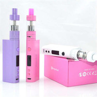 Starter Kit Kanger Subox Nano Avec 3ml Subtank Nano réservoir Kit de Cigarette 50W Kangertech Kbox Mod électronique VS Subox mini-Kits