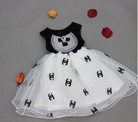 2015 Summer Girls Dresses Doublue C CC Crystal Bowknot Sleev...