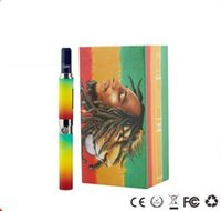 1PC OK! Snoop dogg Bob Marley démarreur et cig vaporisateur herbal kit stylo g cigarette électronique snoop dogg vaporisateur d'herbes sèches g pro