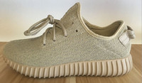 (With Box) 2016 New oxford Tan moonrock Fashion Kanye west Y...