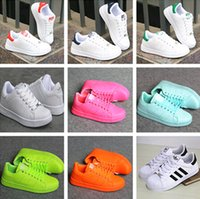 Drop shipping 7 Colors Stan Smith Shoes For Men And Women Fa...