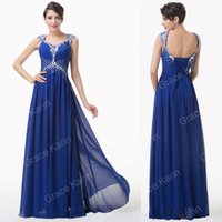 Grace Karin NEW Beads Graceful Lady SEXY Gown Evening Prom B...